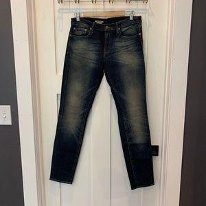 RL Dark Wash Skinny Jean